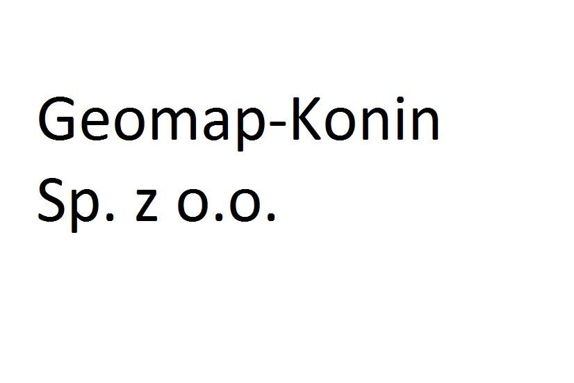Geomap-Konin Sp. z o.o.